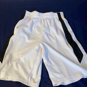 White and black Men's shorts